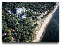 отель Laulasmaa SPA: Вид с верху