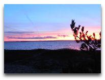 отель Laulasmaa SPA: Закат
