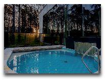 отель Laulasmaa SPA: Открытый бассейн