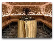 отель Laulasmaa SPA: Сосновая сауна