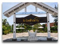 отель Le Belhamy Hoian Resort & Spa Hotel: Вход в отель