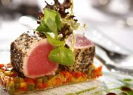 отель Hotel Bristol Warsaw The Luxury Collection: Блюда ресторана Маркони