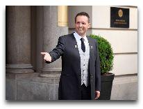 отель Hotel Bristol Warsaw The Luxury Collection: Hotel's Head Concierge