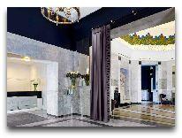 отель Hotel Bristol Warsaw The Luxury Collection: Ресепшн