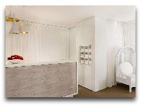 отель Hotel Bristol Warsaw The Luxury Collection: Стойка Pool & Gym