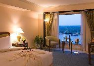 отель Legend Hotel Saigon: Deluxe riverview room