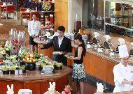 отель Legend Hotel Saigon: Ресторан