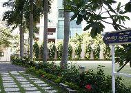 отель Legend Hotel Saigon: Территория отеля
