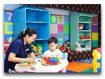 отель Legend Hotel Saigon: Детская комната