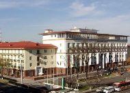 отель Lotte City HotelTashkent Palace: Вид на отель