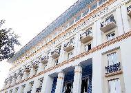 отель Lotte City HotelTashkent Palace: Фасад отеля