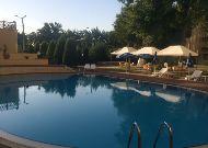отель Lotte City HotelTashkent Palace: Открытый бассейн
