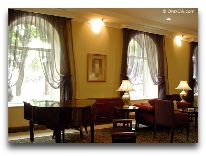отель Lotte City HotelTashkent Palace: Холл отеля