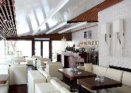 отель Leogrand Hotel & Convention Centre: Терраса