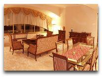 отель Radisson Blu Leogrand Hotel: Президентский номер