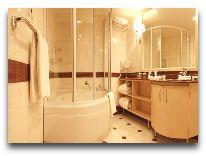 отель Radisson Blu Leogrand Hotel: Ванна президентского номера