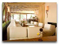 отель Radisson Blu Leogrand Hotel: Терраса