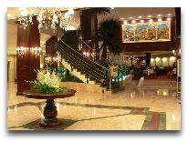 отель Radisson Blu Leogrand Hotel: Холл