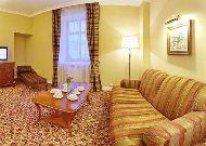 отель Леополис: Номер Люкс - гостиная
