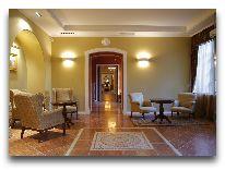 отель Леополис: Лобби