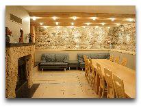 отель Libava: Сауна комната отдыха