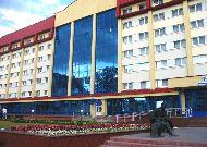 отель Лида: Вход в отель