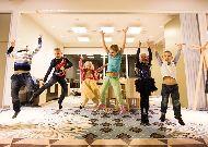 отель SemaraH Lielupe: Детская комната Kids Club