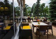 отель SemaraH Lielupe: Летняя терраса
