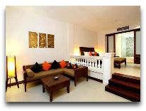 отель Anantra Hoian Resort Hotel: Junior Garden View Suite room