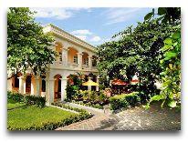 отель Anantra Hoian Resort Hotel: Фасад отеля