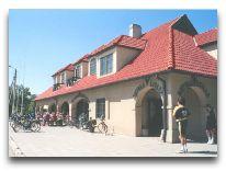отель Liilia Kaina: Кафе около отеля