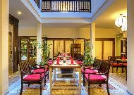 отель Little Hoian Boutique Hotel & Spa: Ресторан