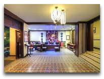 отель Little Hoian Boutique Hotel & Spa: Лобби