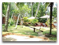 отель Little Mui Ne Resort: Детская площадка