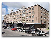 отель Liva: Фасад отеля