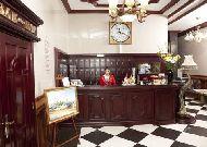 отель London: Reception