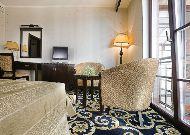 отель London: Двухместный стандарный номер Atrium