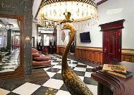 отель London: Холл отеля