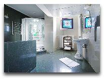 отель London: Дуплекс апартаменты - ванная