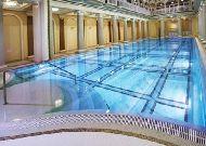 отель Лондонская: Закрытый бассейн