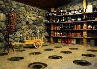 отель Lopota Resort: Винный погреб