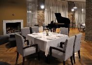 отель Lopota Resort: Ресторан