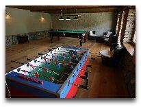 отель Lopota Resort: Бильярд