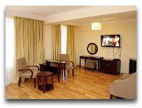 отель Lopota Resort: Номер DBL ( Полулюкс)