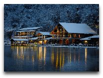отель Lopota Resort: Зима
