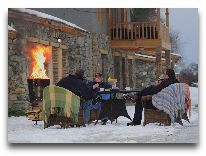 отель Lopota Resort: Отдых зимой