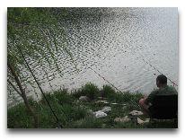 отель Lopota Resort: Рыбалка
