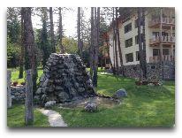 отель Lopota Resort: Территория отеля