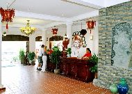 отель Lotus Hoian Hotel: Reception