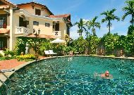 отель Lotus Hoian Hotel: Бассейн